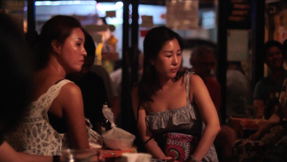 Blues bar de Bangkok (Thaïlande)